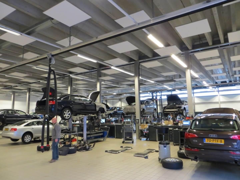 AKMA_Akoestische_Panelen_Project_Audi_Garage_Amstelveen (1)