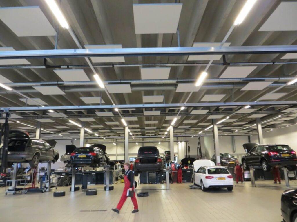 AKMA_Akoestische_Panelen_Project_Audi_Garage_Amstelveen (4)